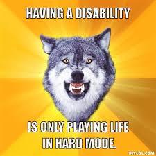 disabilitywolf