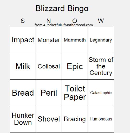 blizzardbingo