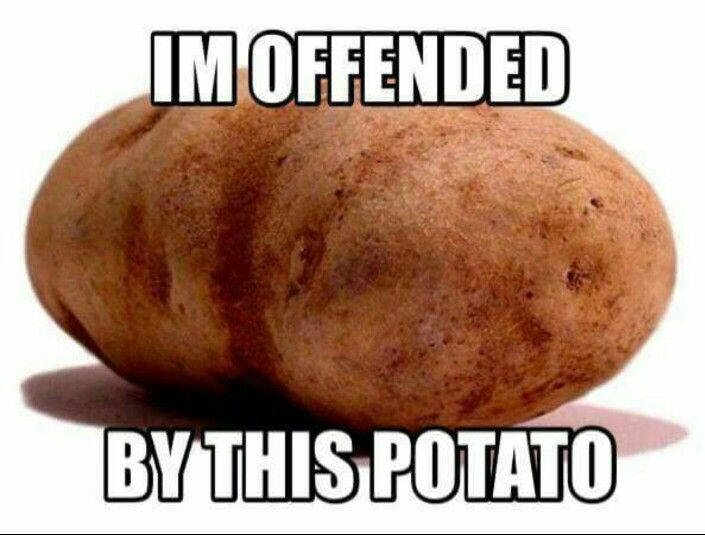 offendedbypotato