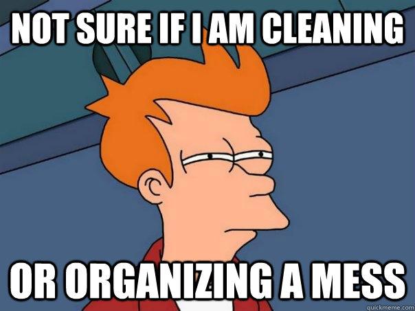 organizingmess