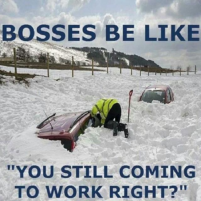 snowwork