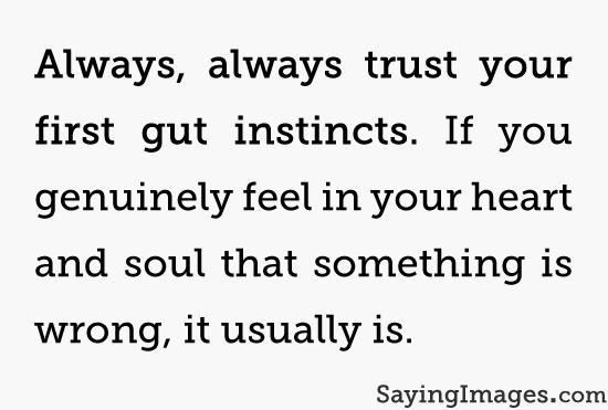 trustyourinstincts