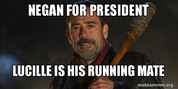 negan-for-president