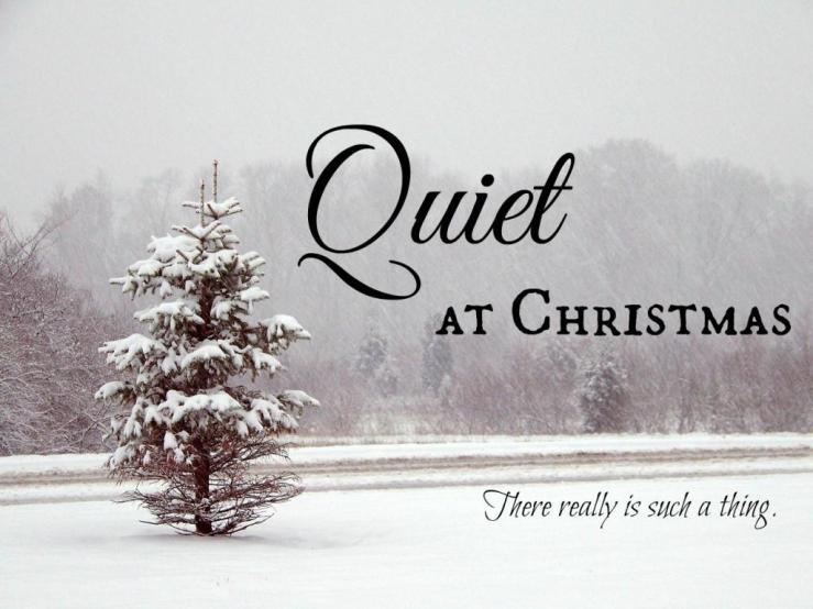 quietchristmas
