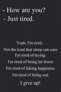 justtired