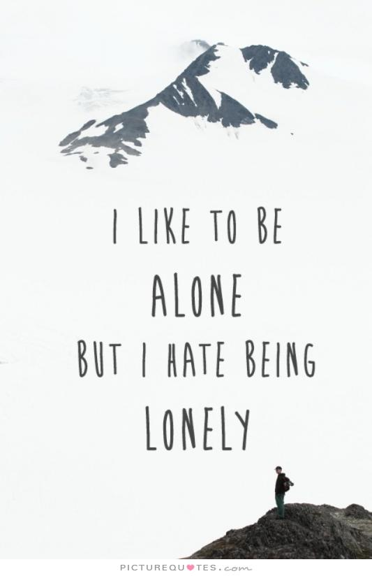 likealonehatelonely