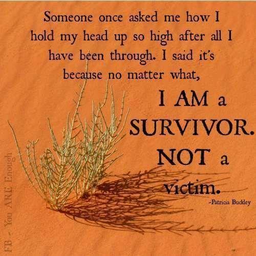 survivorandnotavictim