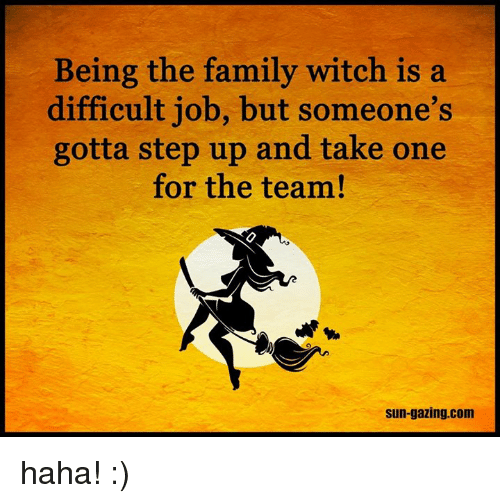 beingthefamilywitch
