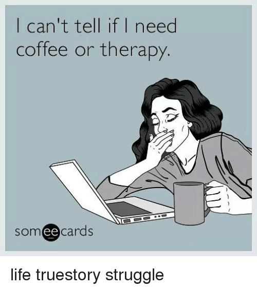 coffeeortherapy