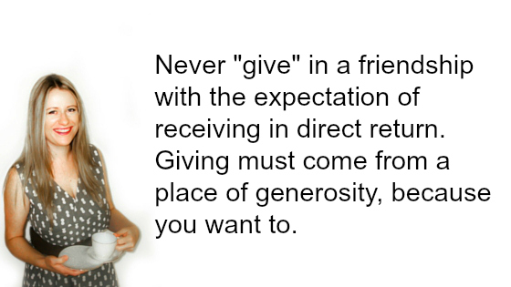 givewithoutexpectation