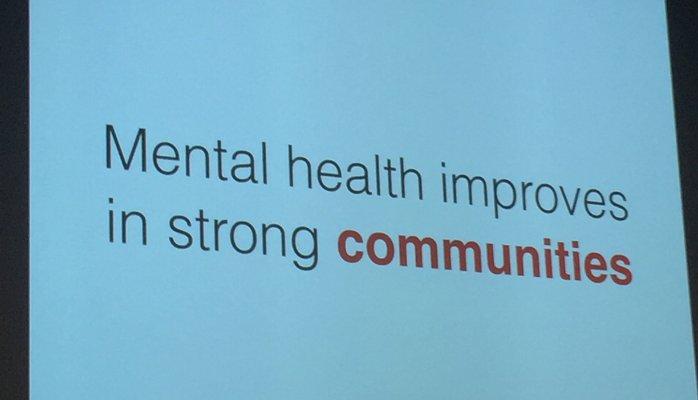 mentalhealthimprovesinstrongcommunities