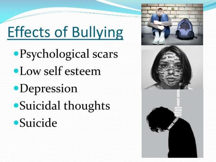 effectsofbullying